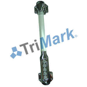 540-0200 Lighted Grab Handle with Keypad (e-GRAB) | TriMark