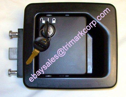 Trimark Locks Bargman L300 Entrance Rv Motor Home Latch Handle