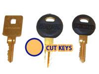 cut keys