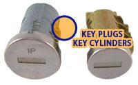 key plugs