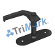 010-7100 Window Handle - Single Position
