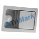 030-7300 Compact Recessed Paddle Handle