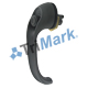 040-7300 Push Button Handle - Water Resistant