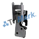 050-0407 Floating Striker Single Rotor Latch With Coaxial Trip