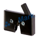 050-7180 10mm Single Rotor Latch with Finger Release